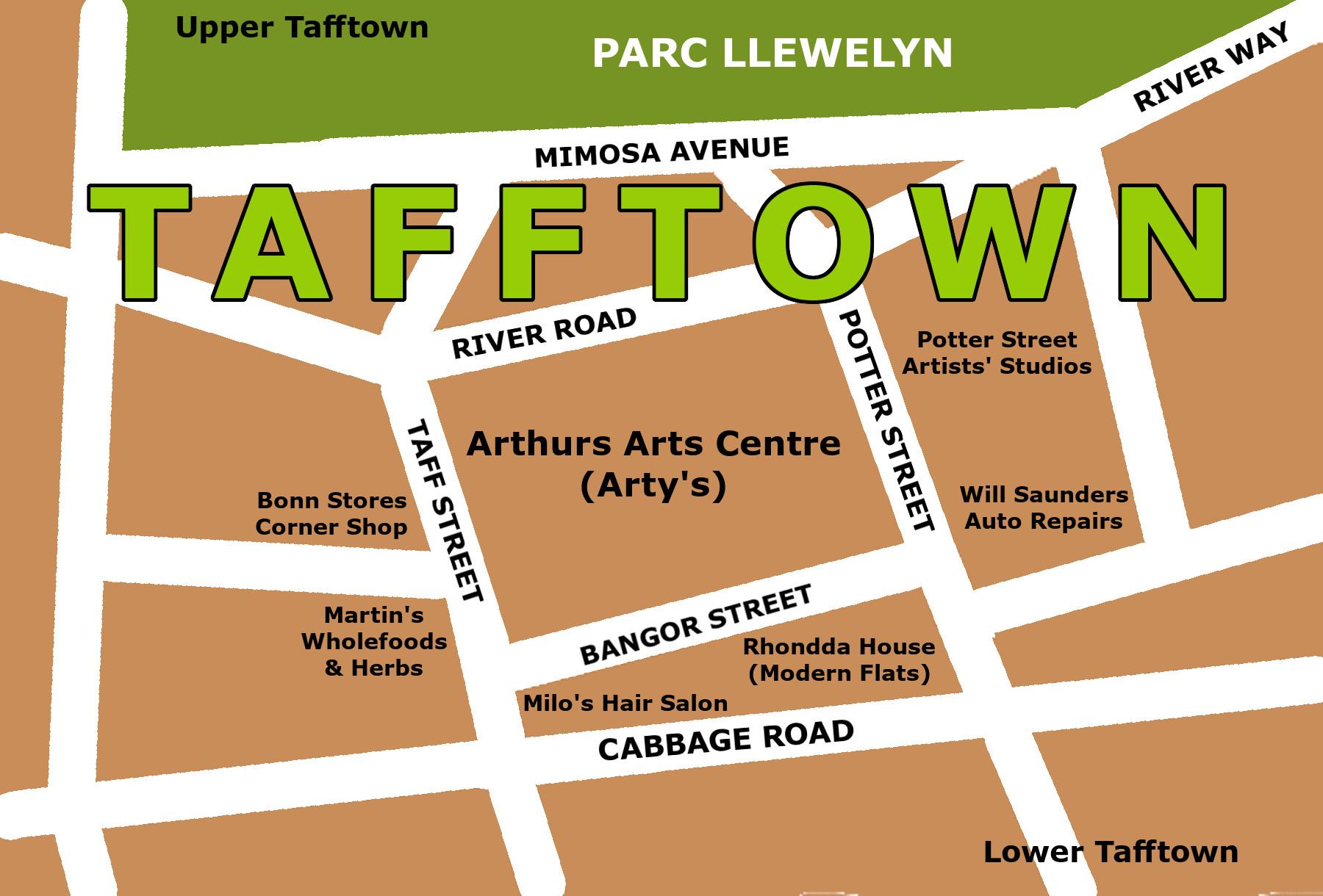 Tafftown